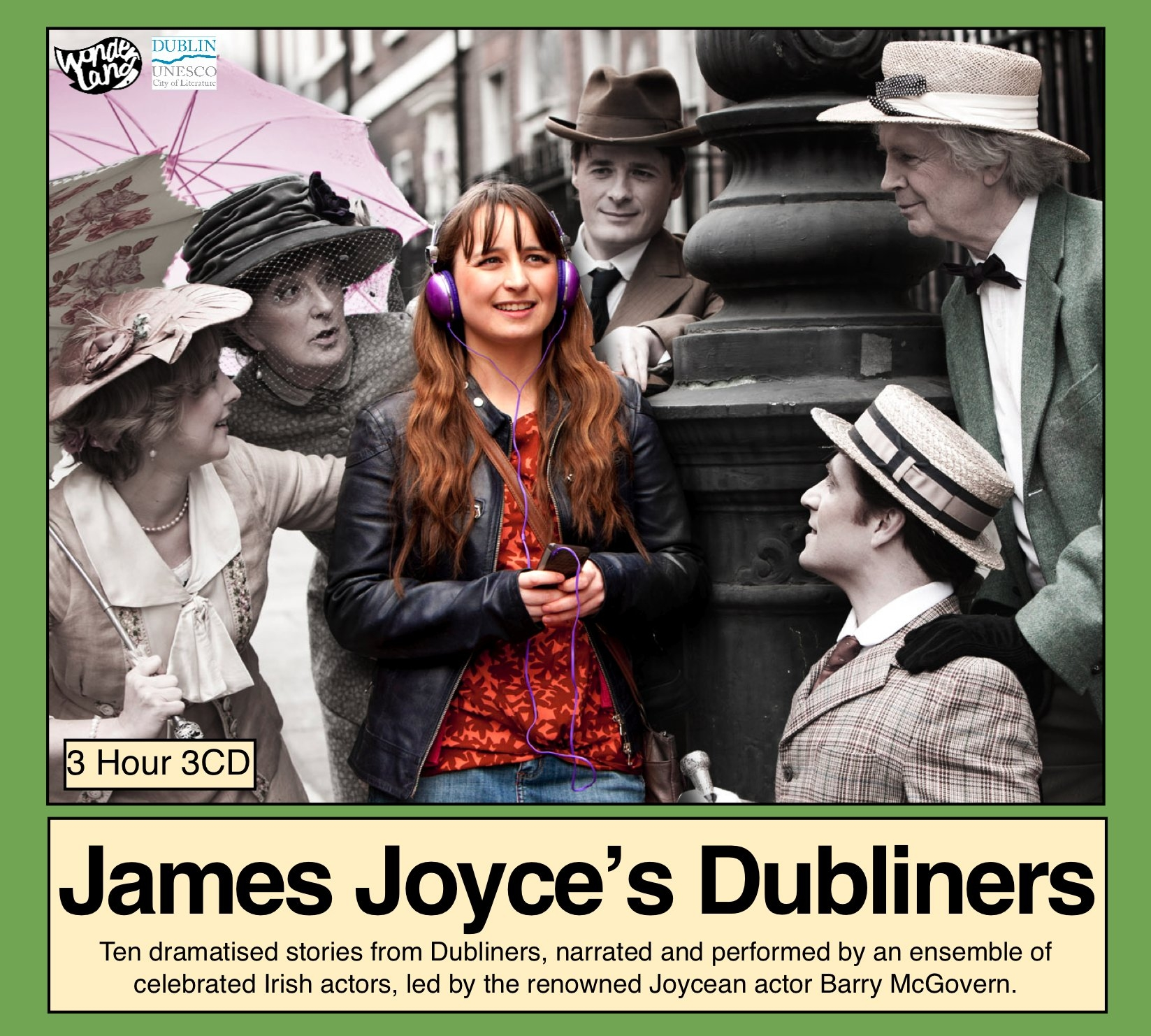 Dubliners CD cover